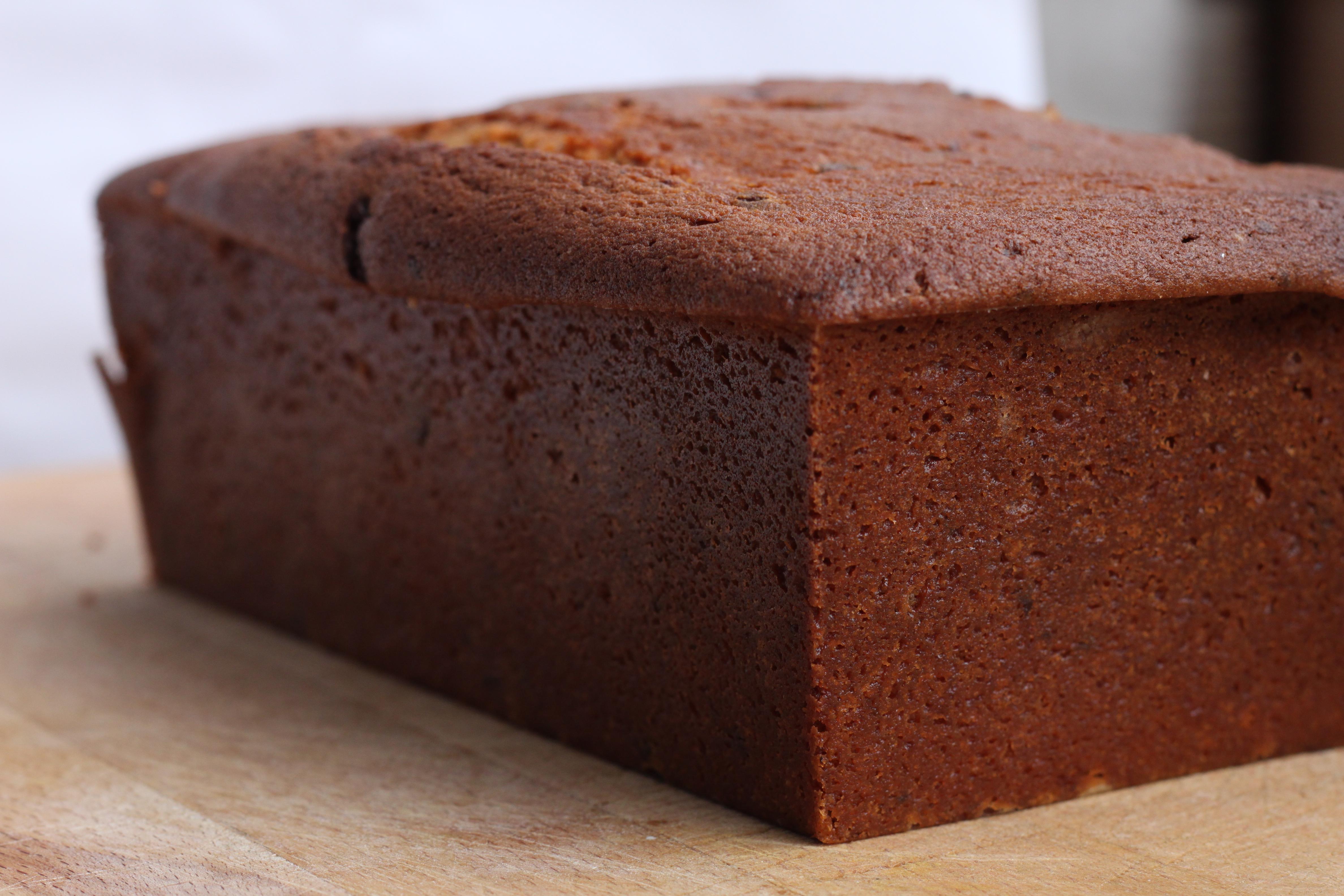 Chocolate orange cream cheese pound cake | cocoashutter